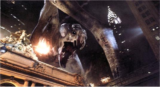Movie monster - Clover