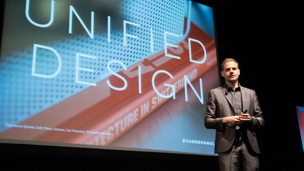 Cameron Moll on the need for unified UX design