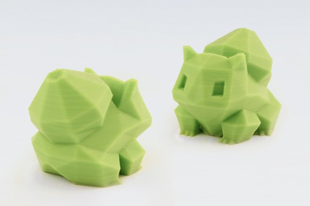 3D printed Pokémon