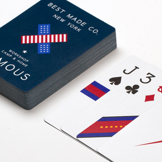 custom playing cards: Best Made Co