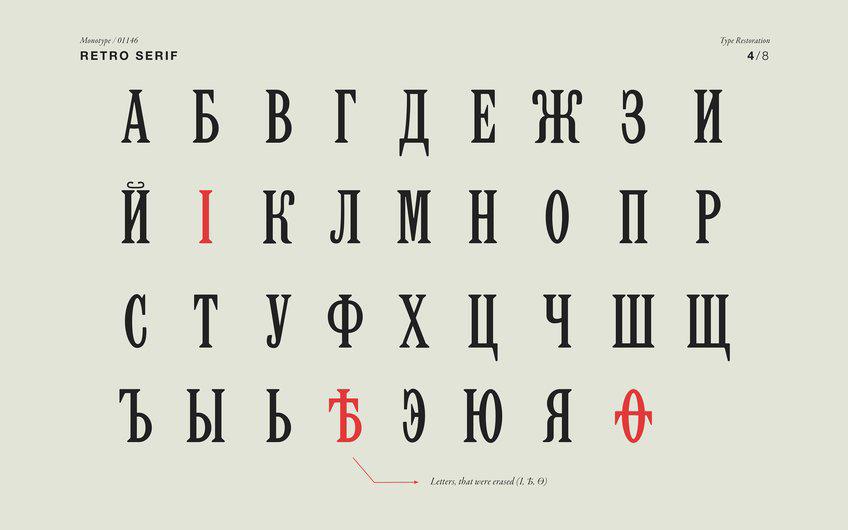Retro Serif