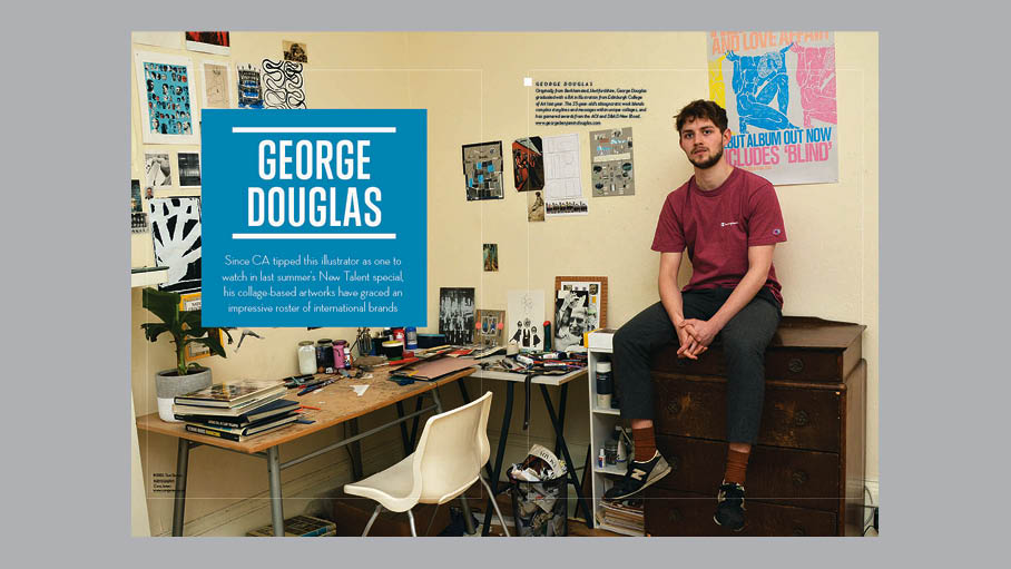 Computer Arts 254: George Douglas