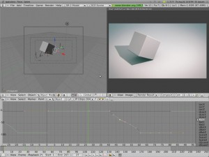 how to add an edge in blender