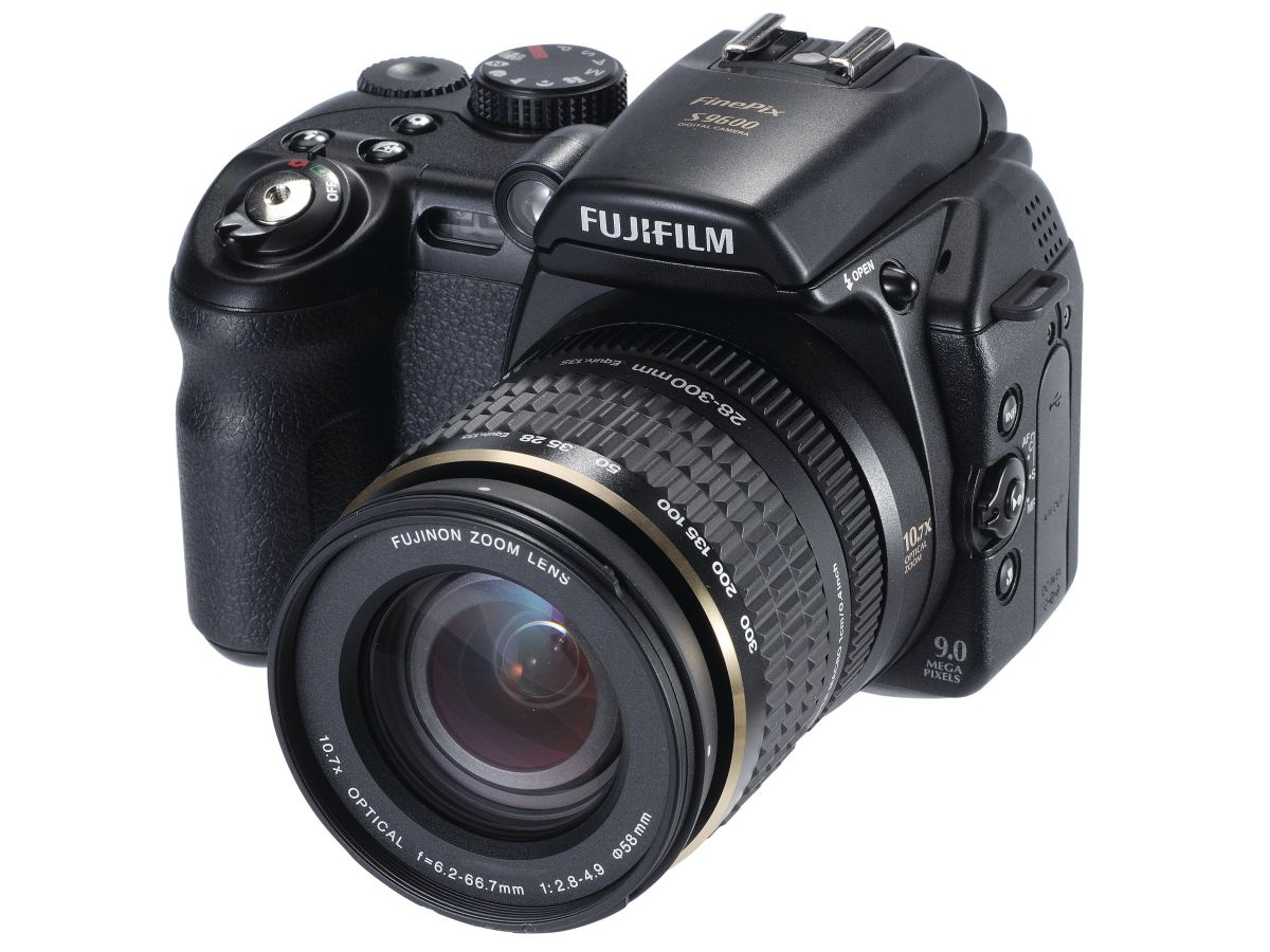 Fujifilm Finepix S9600 Review