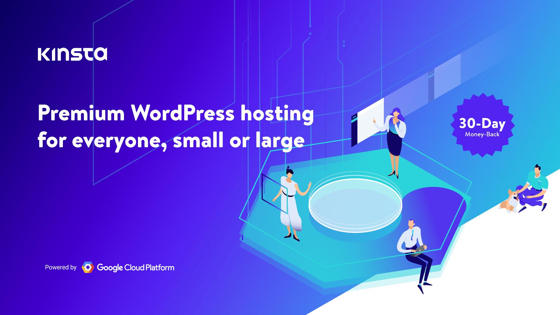 3 top reasons to choose Kinsta WordPress hosting