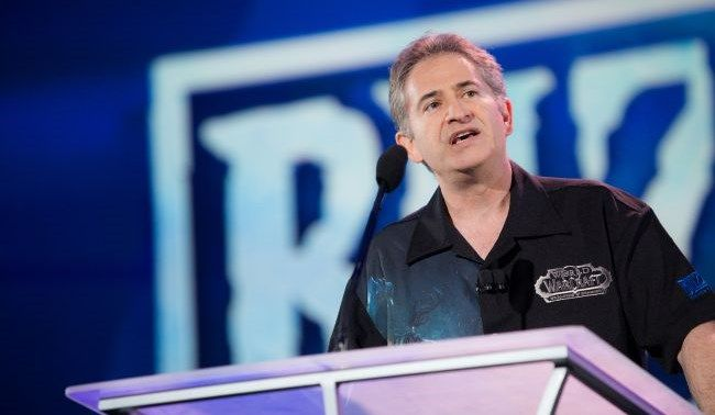 Blizzard's Mike Morhaime on esports, diversity, and which Overwatch characters he ships