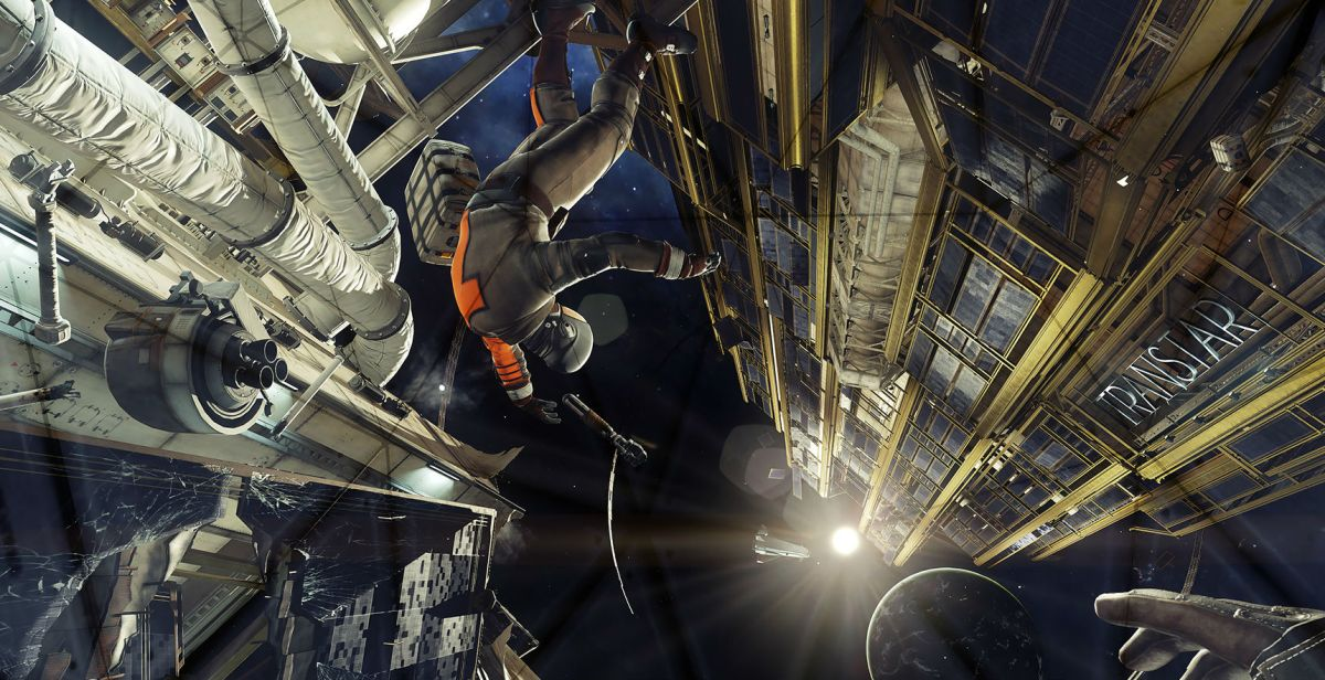 Prey's Talos-1 space station is opulent, ostentatious and likely to kill you