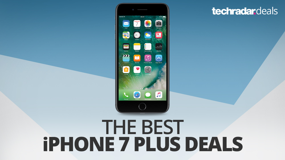The best iPhone 7 Plus deals and UK contracts in April 2019