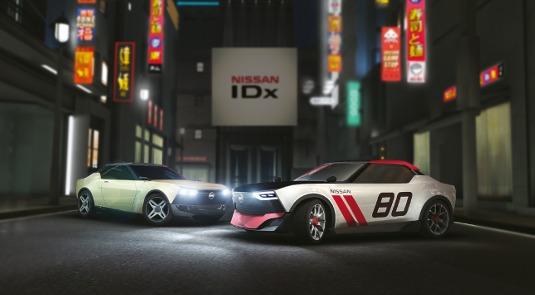 experimental design: AKQA x Nissan