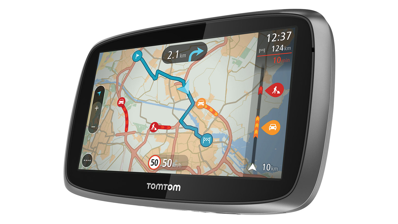 TomTom Go  Review TechRadar - Download usa map on tomtom