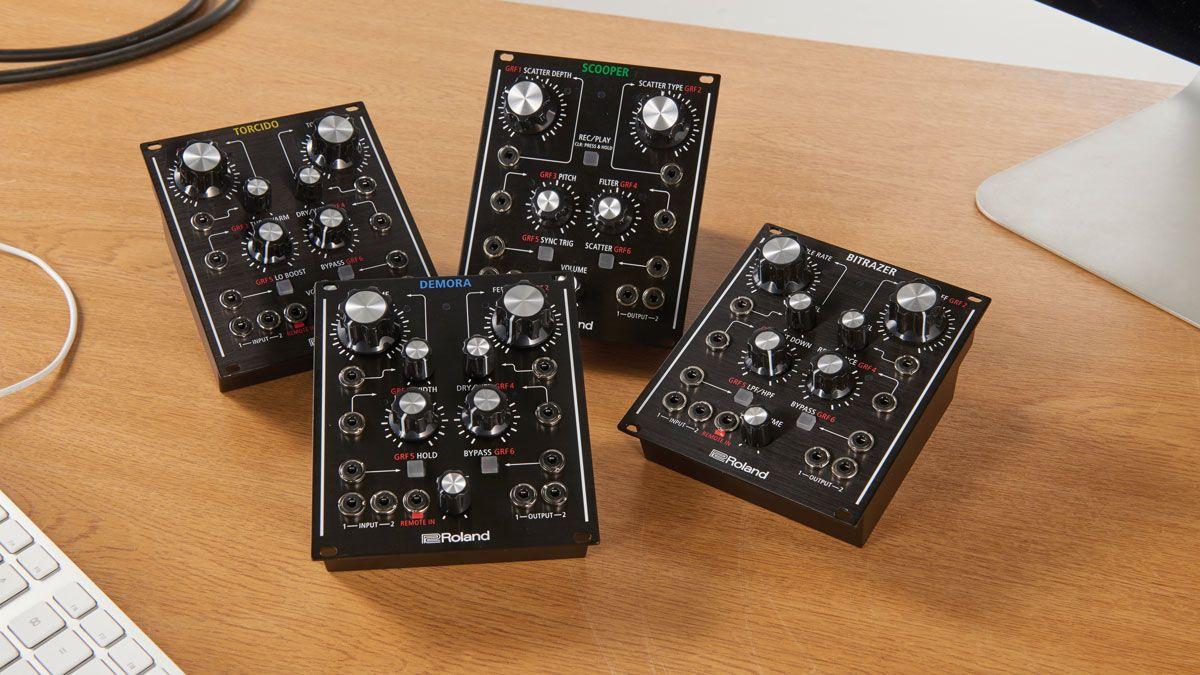 Roland Aira Modular Customizer Software Review Musicradar