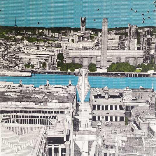Screen prints: Halifax