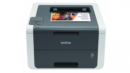 Best cheap printer: Brother HL-3140CW