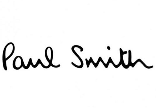 Top brands: Paul Smith