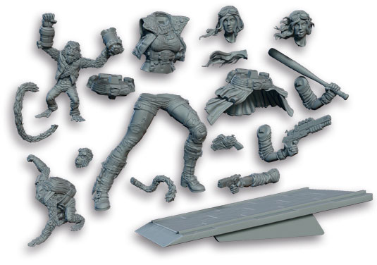 Sculpting tips - Involve your print/cast vendors