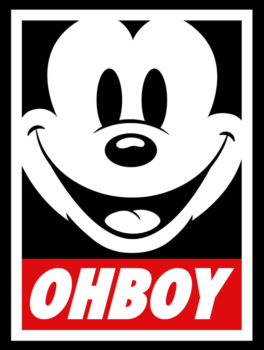 Mickey Mouse: Ohboy