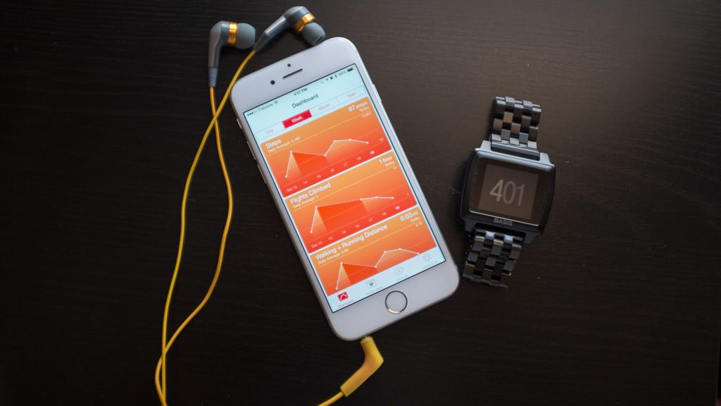 7 best iphone health apps for ios 8 more of the best health apps on ios 8 techradar. Black Bedroom Furniture Sets. Home Design Ideas