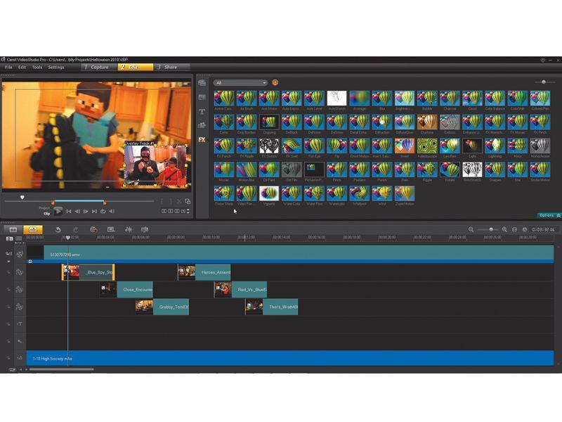 how much Corel VideoStudio Pro software?