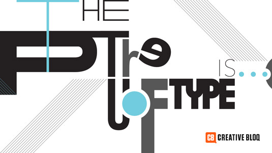 Typography wallpapers: The future of type