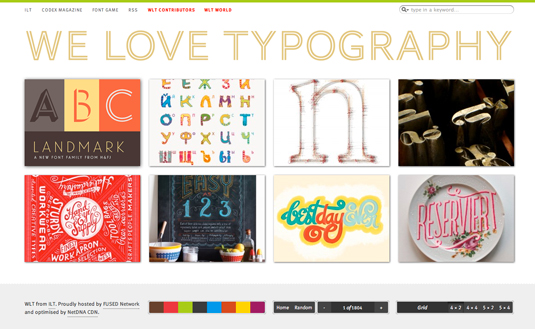 Top typography resources