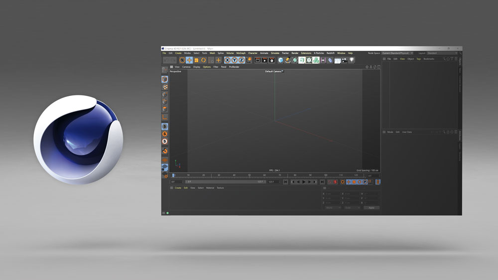 Cinema 4D tutorials: Basics