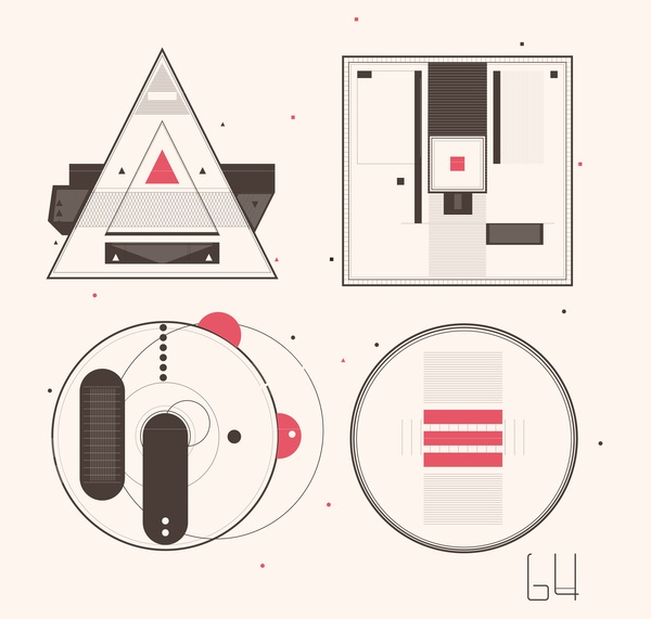 Louis White - Geometrics