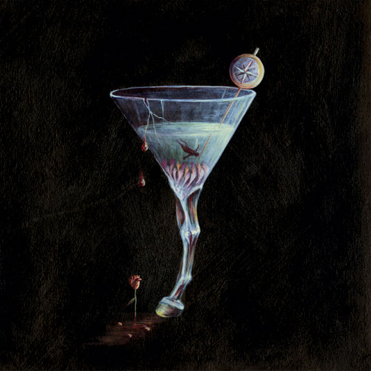 "Grounds For Divorce album artwork for Secret 7"" by Remy Nurse"