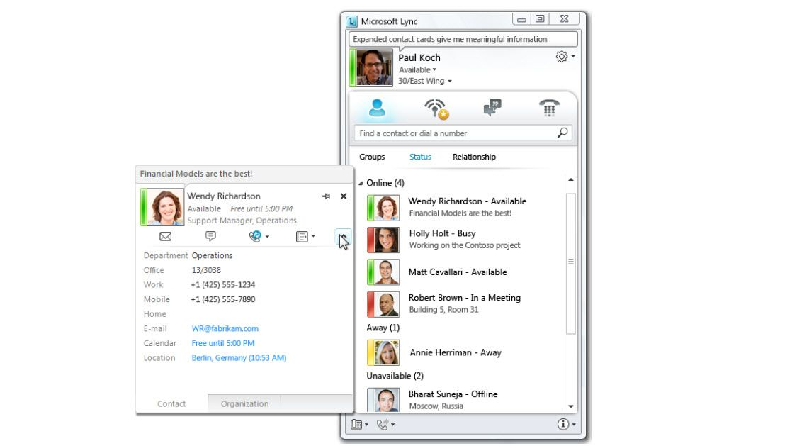Instant Messaging For Business : Instant messaging for business techradar