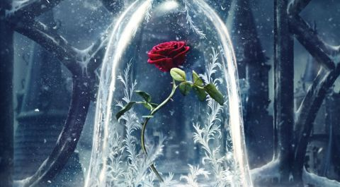 Disney's Beauty and the Beast gets a lovely first poster