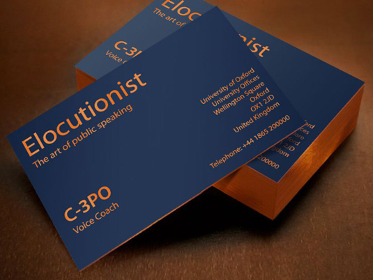 C3PO card