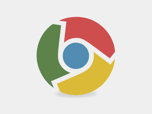 Logan Ogden Google Chrome logo redesign