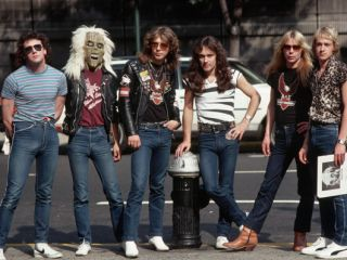 iron maiden the final frontier review track by track musicradar. Black Bedroom Furniture Sets. Home Design Ideas