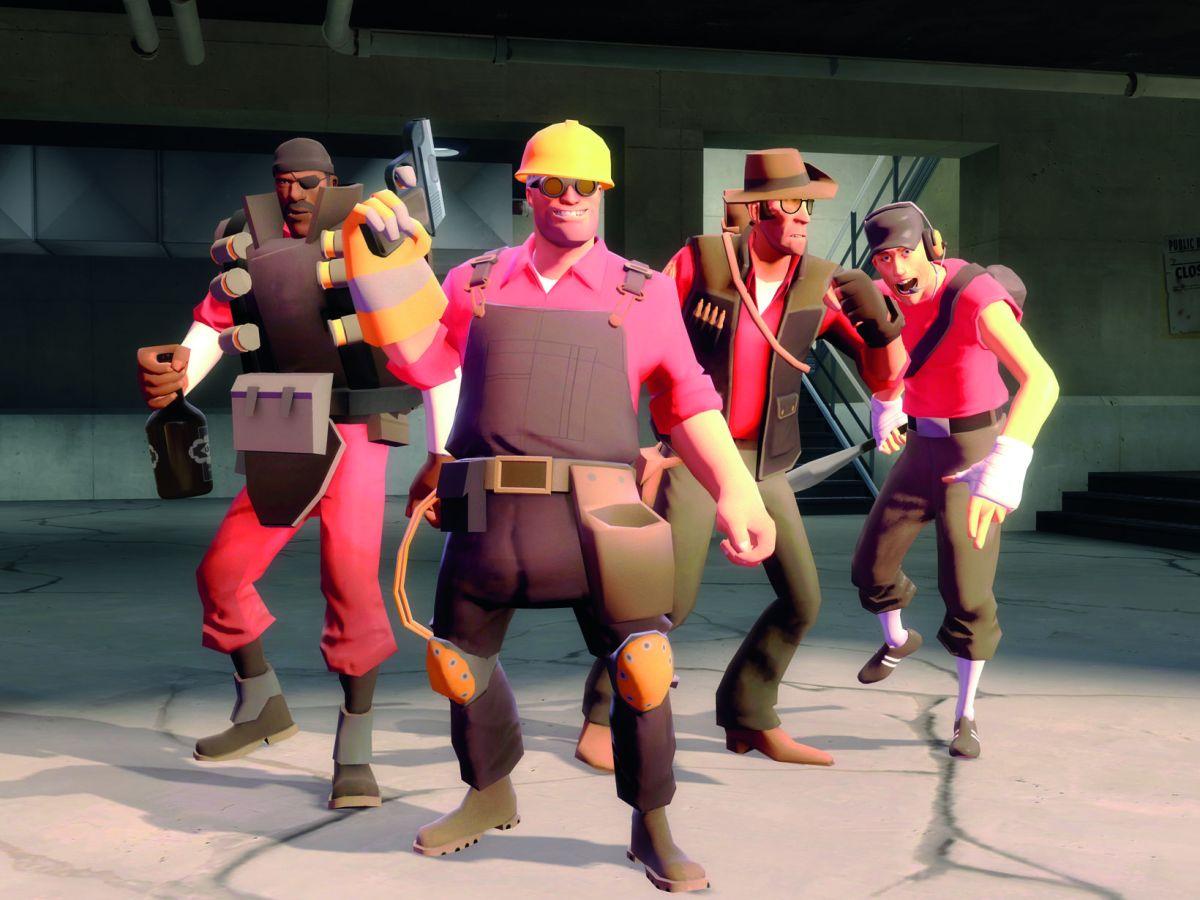 Team Fortress 2 Review Gamesradar