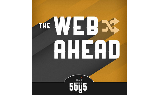 Web design podcasts: The Web Ahead