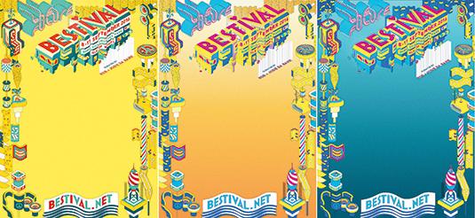 Bestival poster
