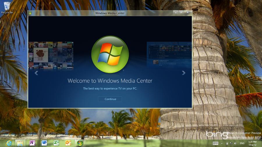 hyper media center software