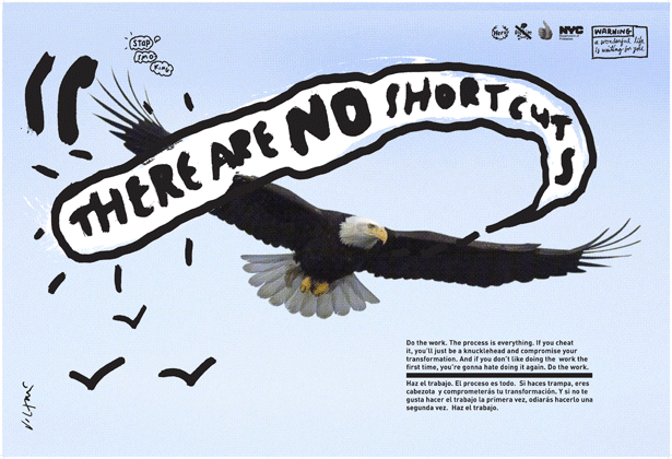 James Victore-Probate Eagle