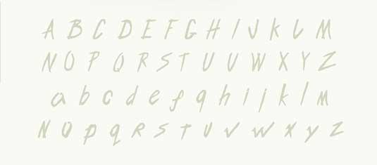 Free font: Endless Bummer
