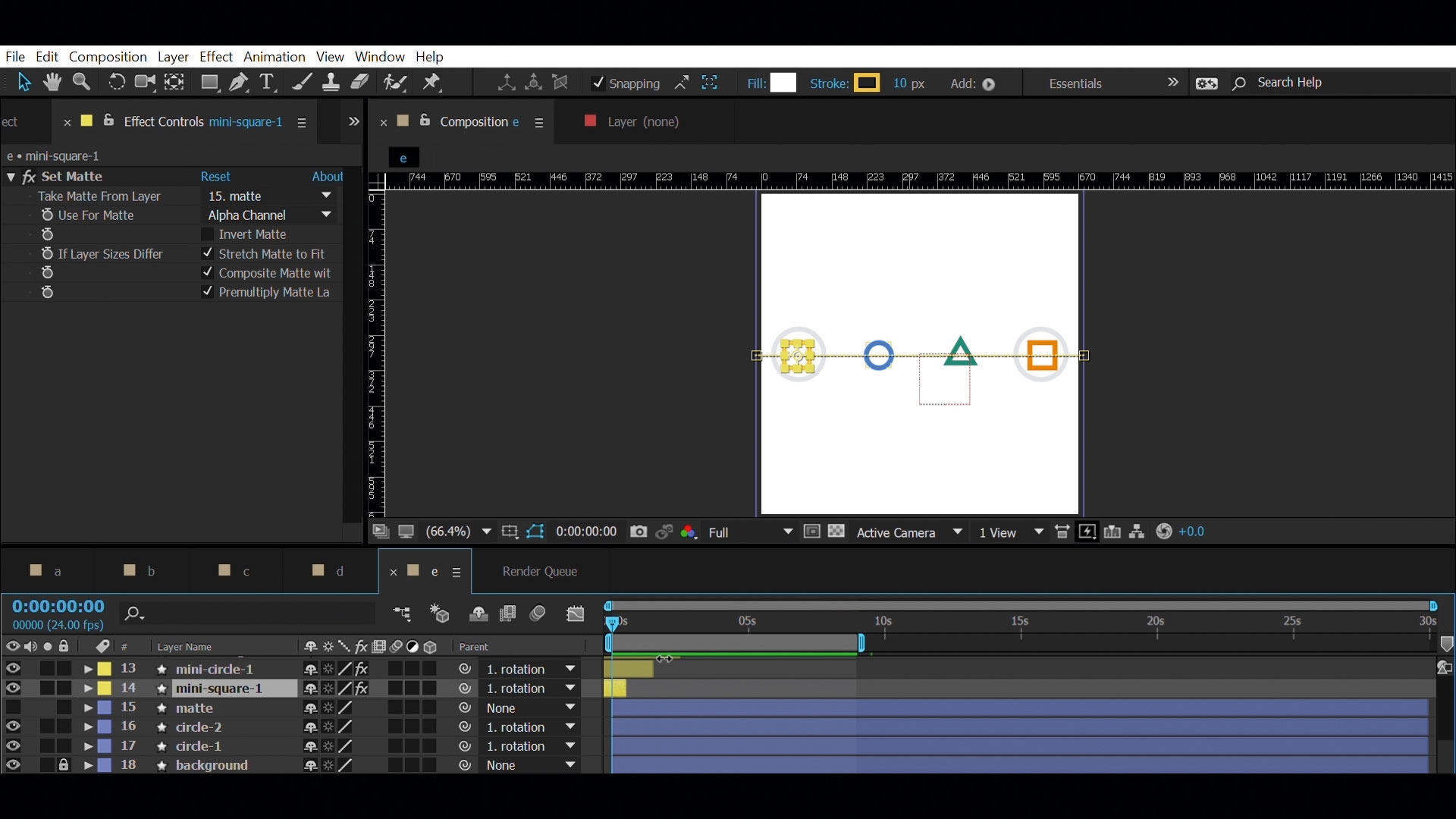 Create a seamless repeat animation in After Effects - Make it loop