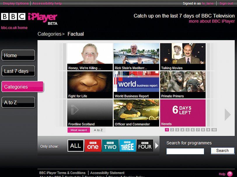 Online bbc iplayer Downloader