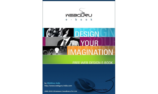 free ebooks for web designers: Design Your Imagination
