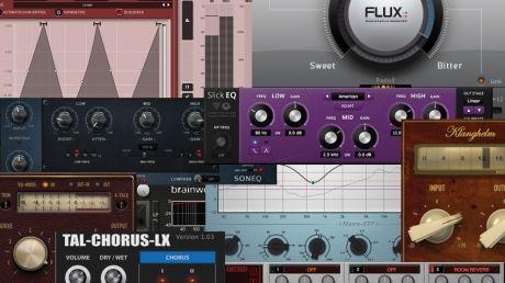 11 of the best free vst au mixing effect plugins musicradar. Black Bedroom Furniture Sets. Home Design Ideas