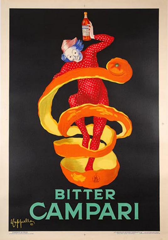 Vintage posters - Bitter Campari