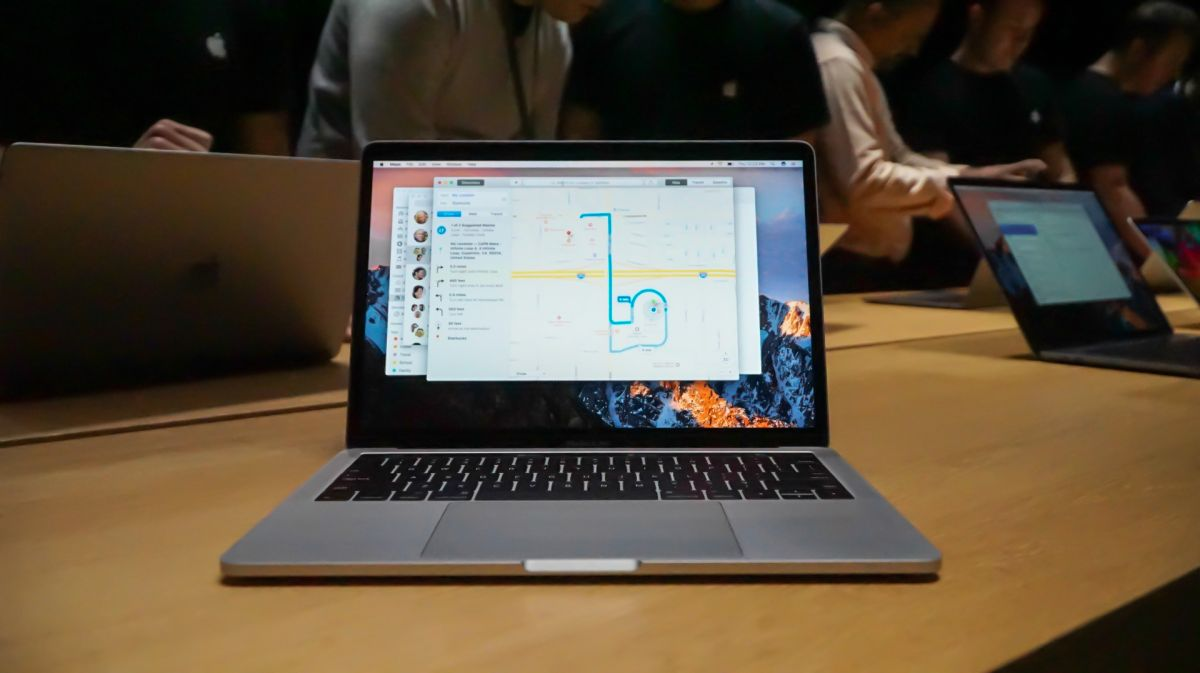 macbook pro review Apple has released a majorly redesigned macbook pro, and we put it  first hint  that this machine might not be the best choice for filmmakers.