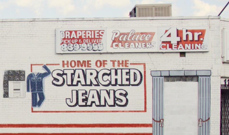 Detroit typography