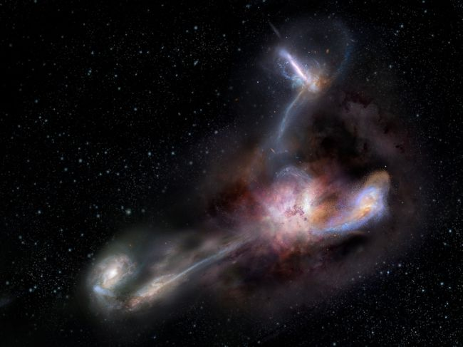 The 15 Weirdest Galaxies in Our Universe