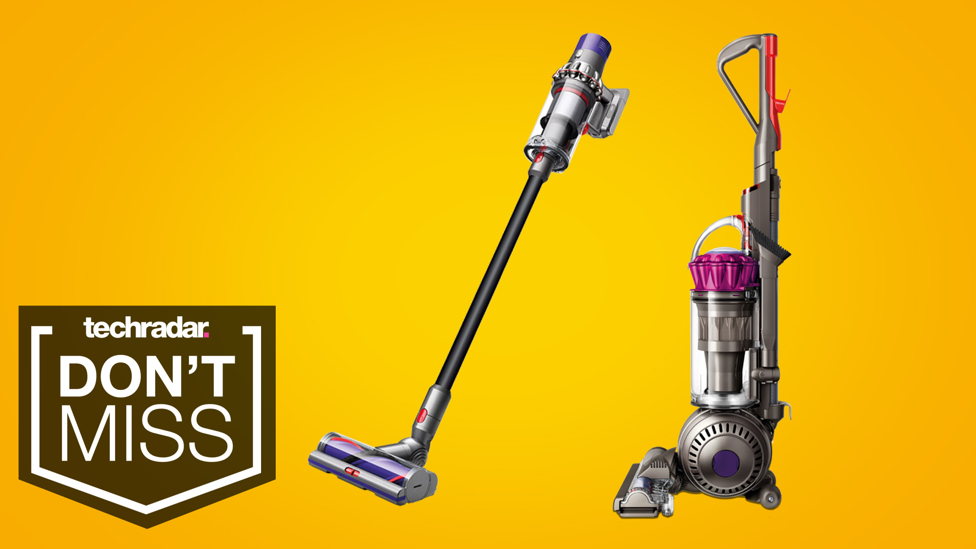 Dyson deal alert Dyson cordless vacuums starting at 249 99