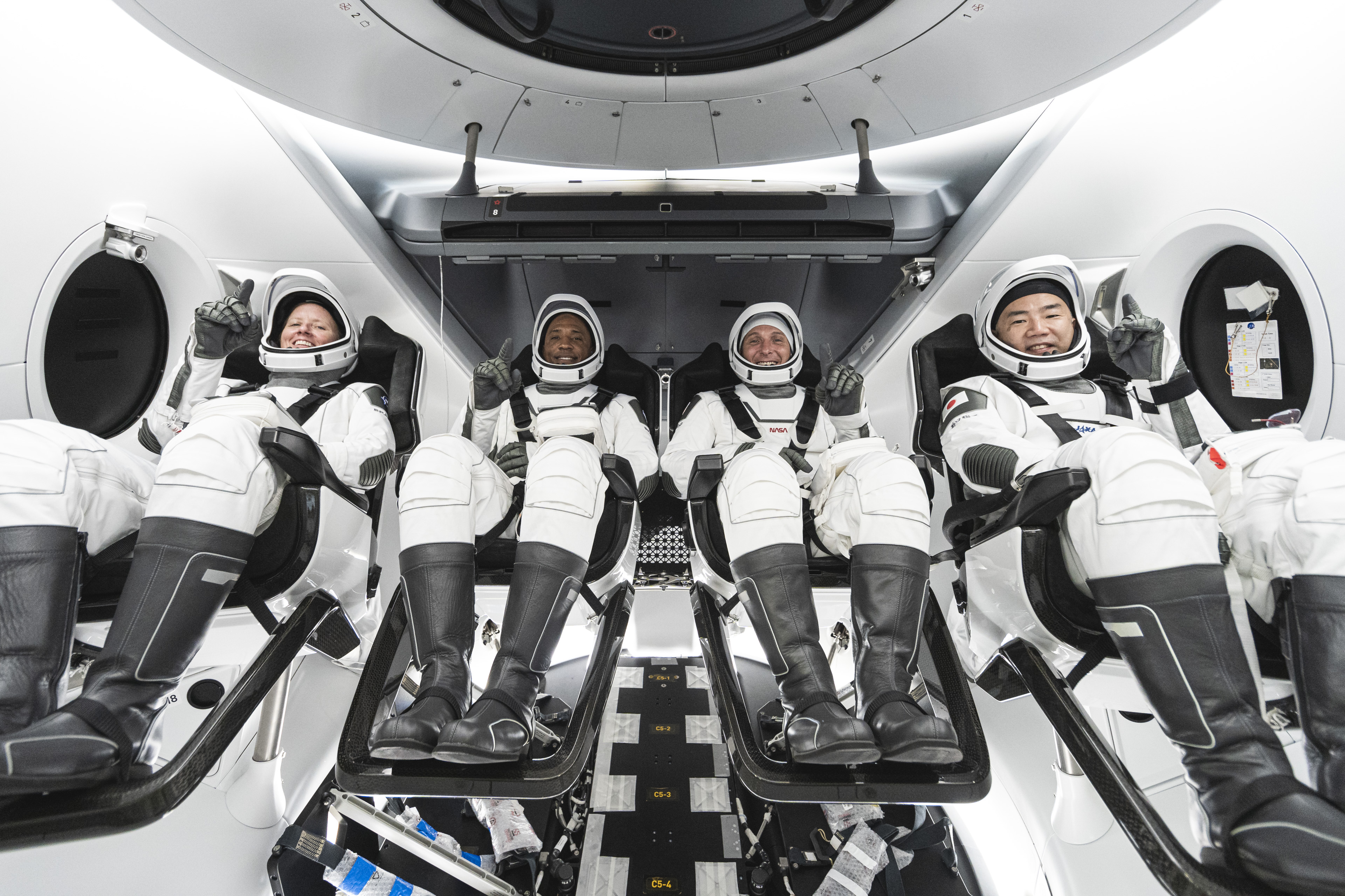 SpaceX's Crew-1 astronaut launch for NASA: Live updates