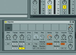 how to use ableton live 9 lite for backing tracks