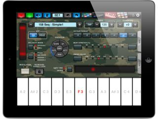 yamaha releases synth arp drum pad app musicradar. Black Bedroom Furniture Sets. Home Design Ideas